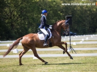 Hilde Dokter Paardenfotografie - Rijfoto's - 11