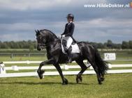 Hilde Dokter Paardenfotografie - Rijfoto's - 3
