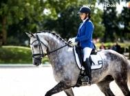Hilde Dokter Paardenfotografie - Rijfoto's - 7